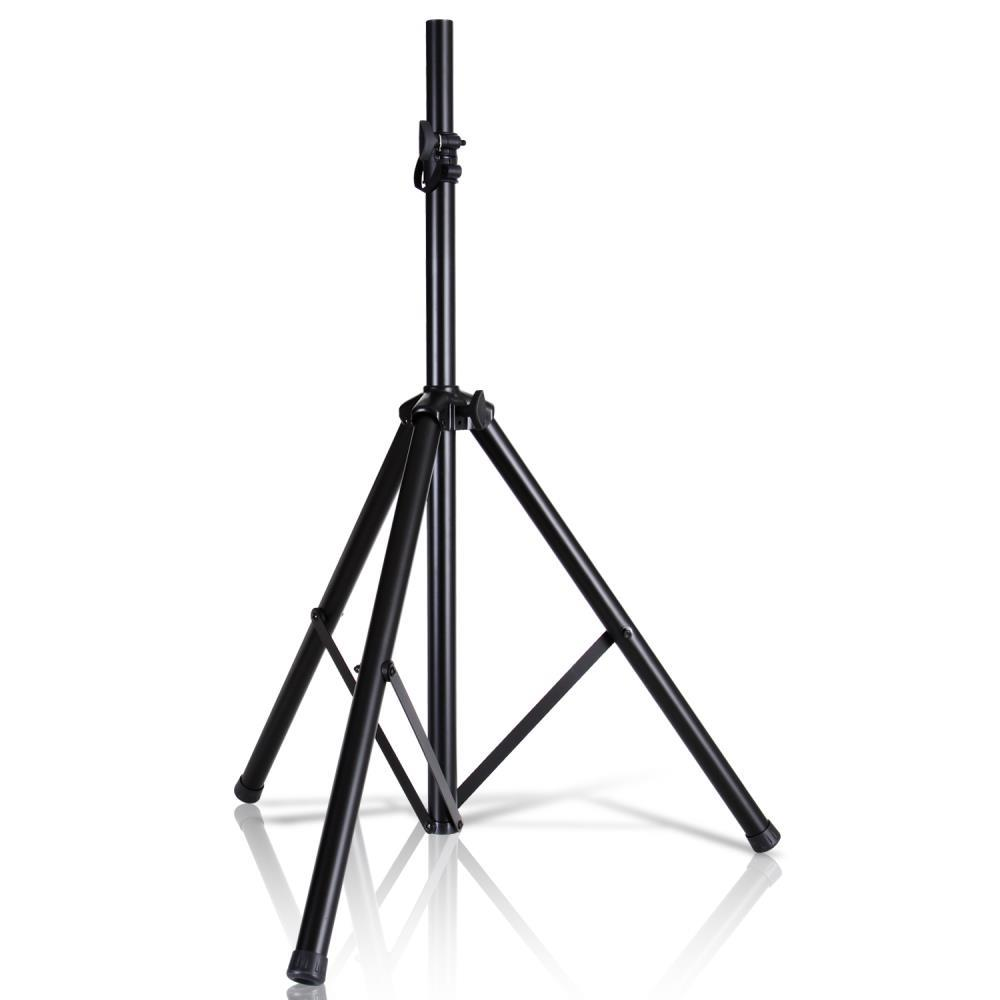 pylepro pstnd2 universal tripod speaker stand mount holder height adjustable 6 39 ft. Black Bedroom Furniture Sets. Home Design Ideas