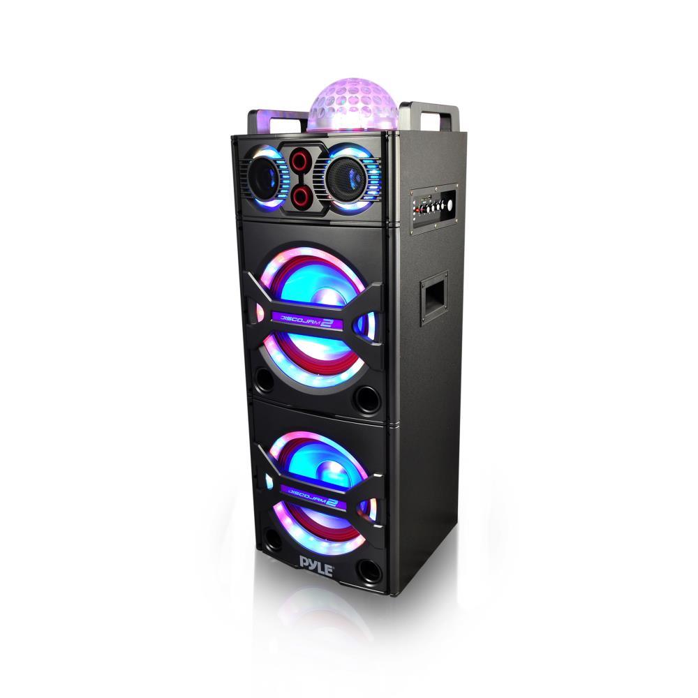 Pyle Psufm1043bt Bluetooth Pa Loudspeaker Karaoke