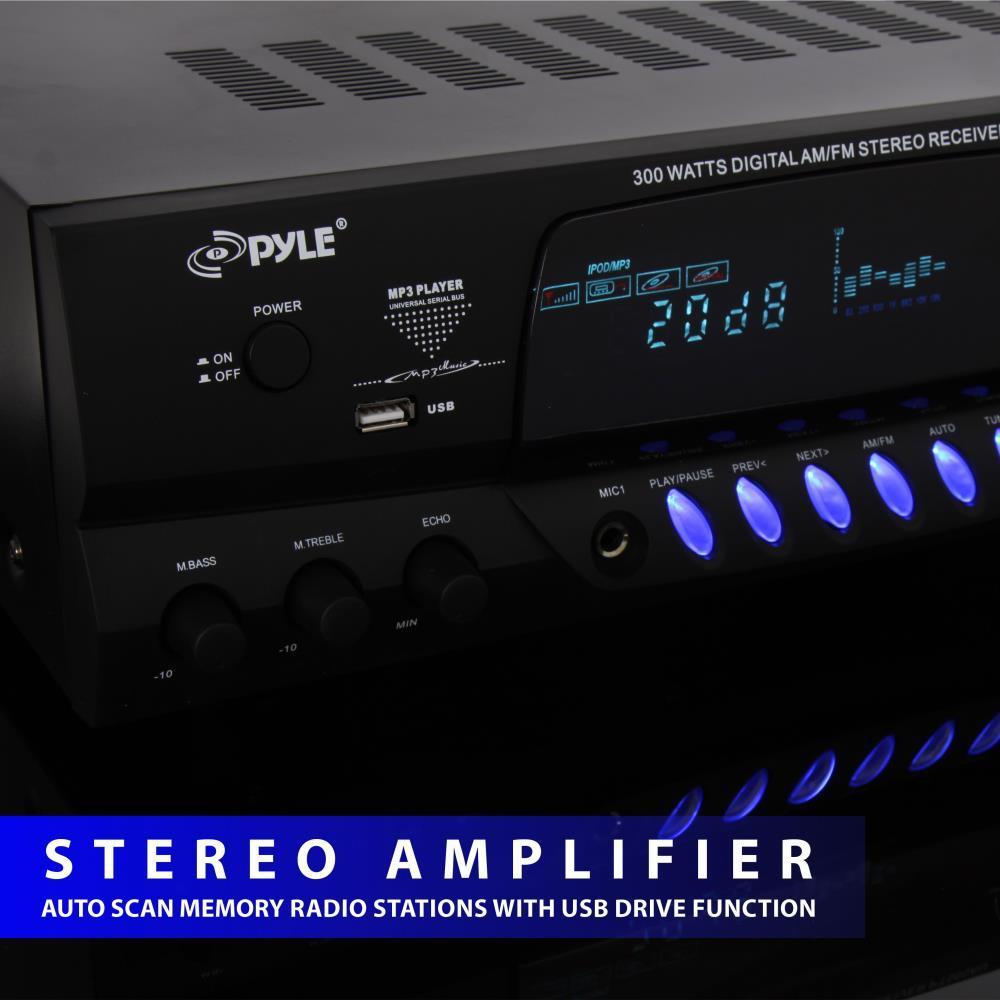150w Mp3 Car Amplifier