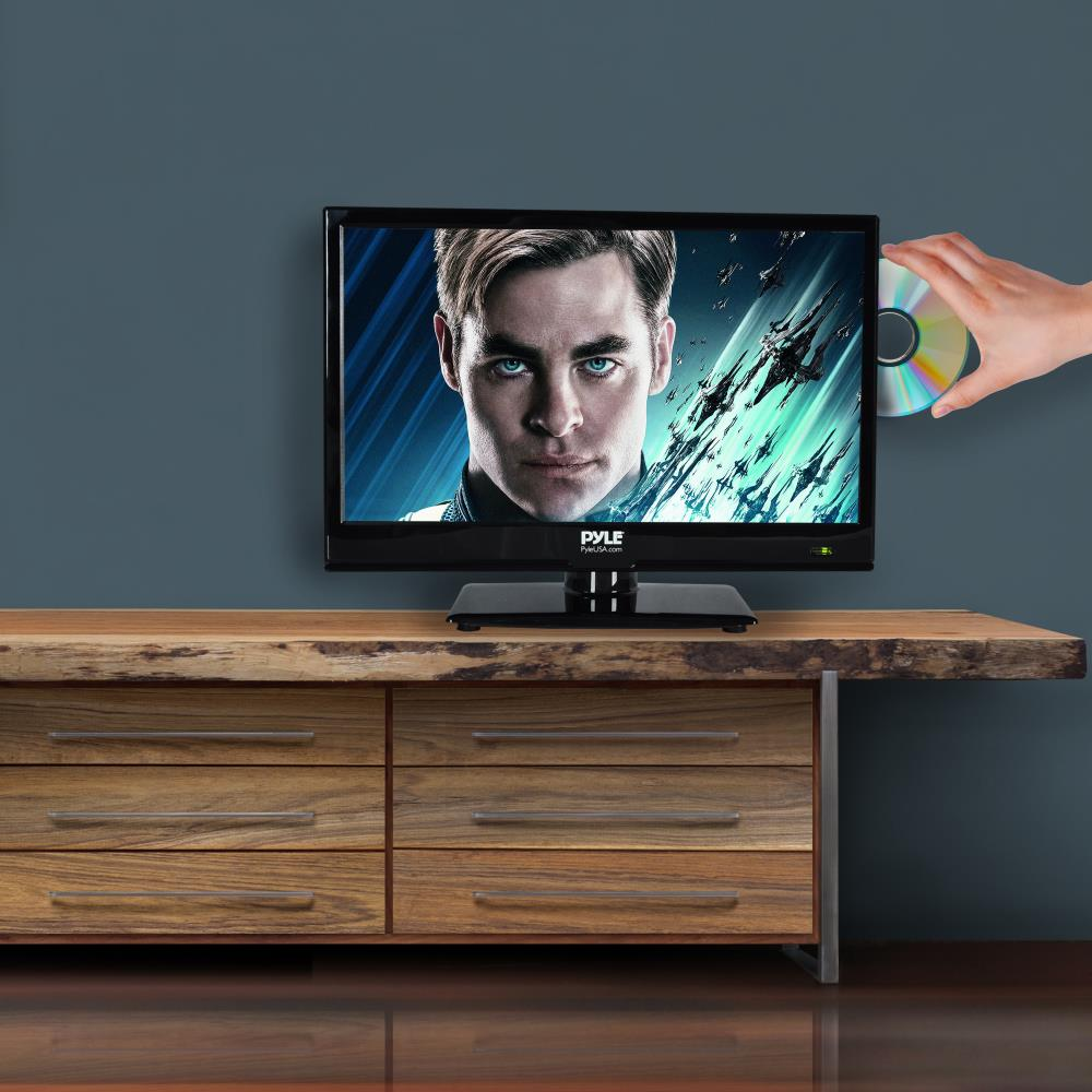Pyle Ptvdled16 15 6 Led Tv Hd Television With