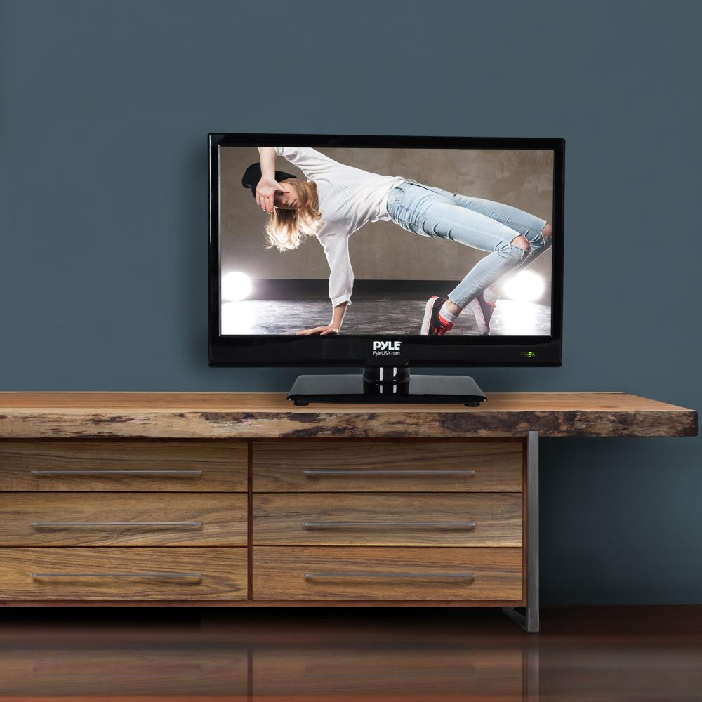 Pyle Ptvled15 15 6 Led Tv Hd Television With 1080p