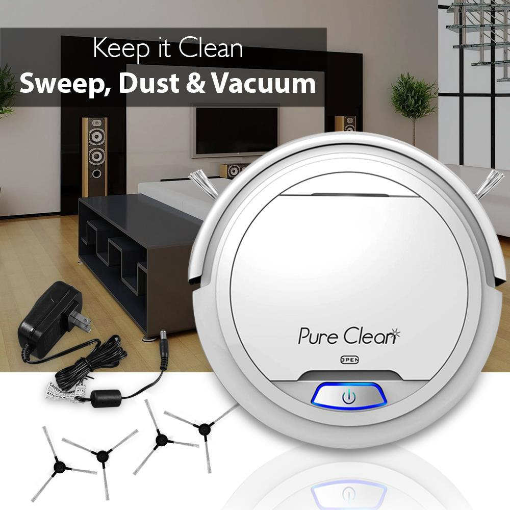 Pyle Pucrc25 Pure Clean Smart Vacuum Cleaner