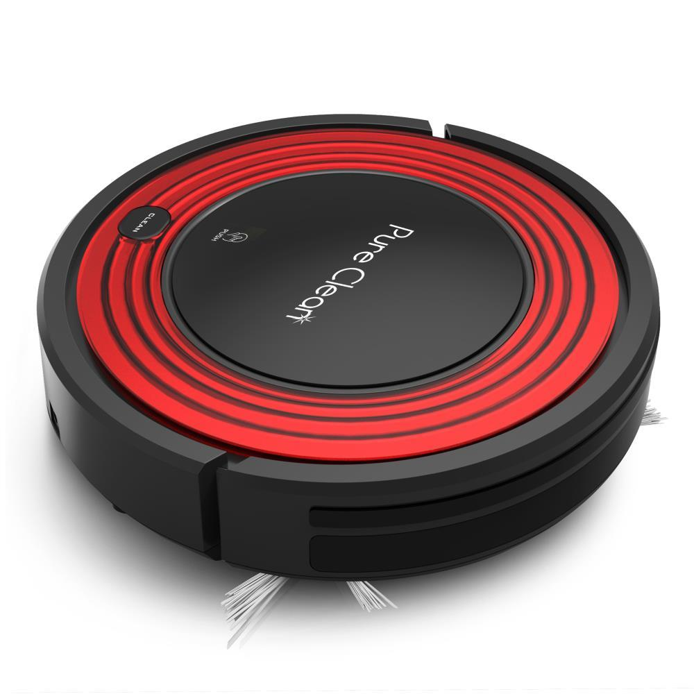 Pyle Pucrc95 Smart Robot Automatic Floor Cleaner W Mop