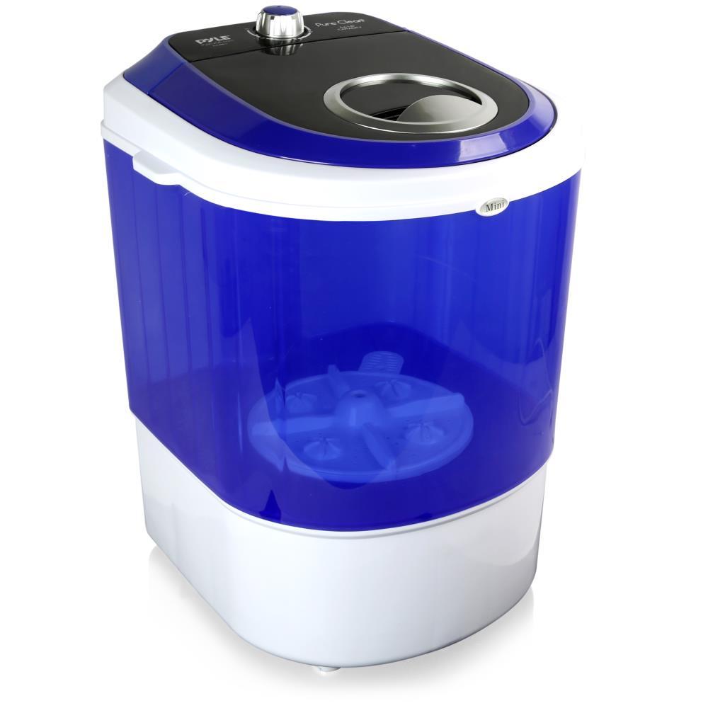 Clothes Inwashing Machine ~ Pyle pucwm compact portable washing machine mini