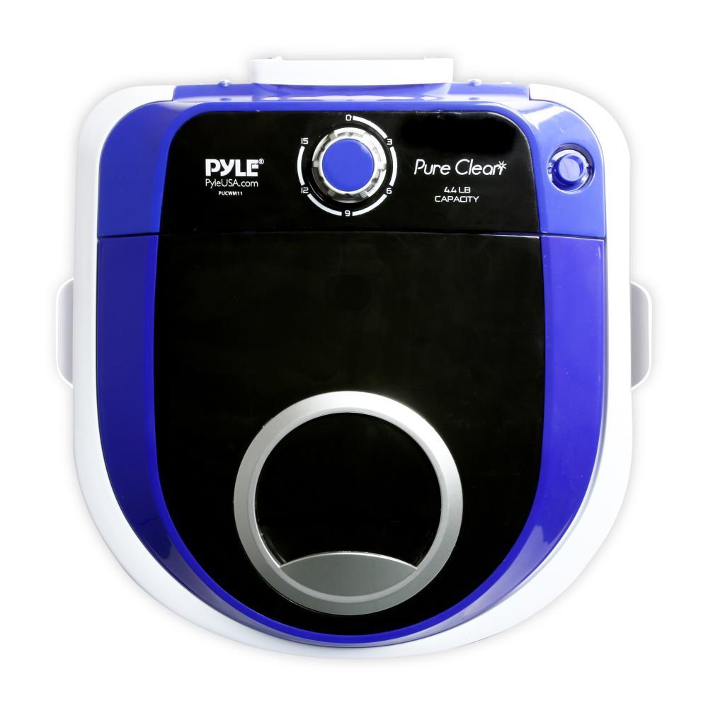 Pyle Pucwm11 Compact Amp Portable Washing Machine Mini