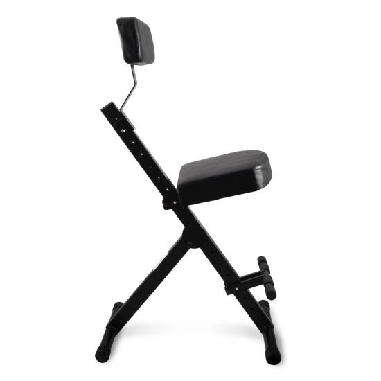 Pyle Pkst70 Musician Amp Performer Chair Stool Durable