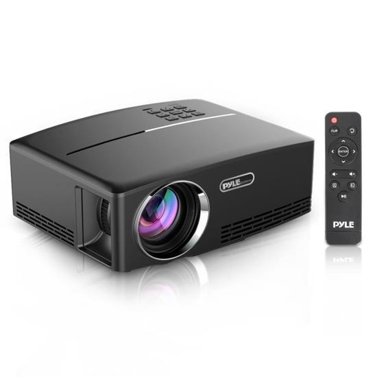 Pyle Prjg98 Compact Digital Projector Hd 1080p