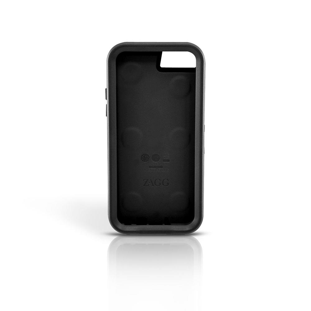 Zagg Ip5ars Bk0 Invisibleshield Arsenal Case For